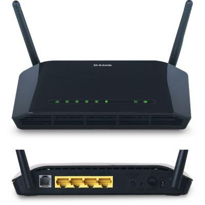 Wireless N300 Dsl Modem Router