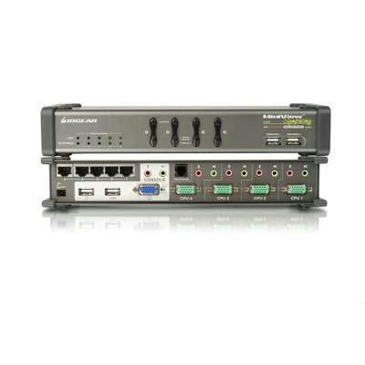 4 Port Symphony Kvm Switch