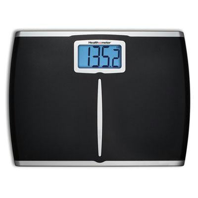Extra Wide Bath Scale Blk