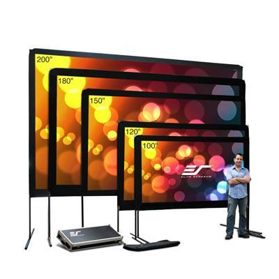 "150"" Yardmaster Screen 16 9"