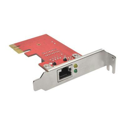 1 Port Pci Card Low Profile