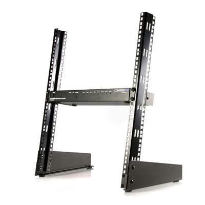 "12u 19"" Open Frame 2post Rack"