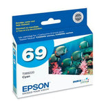 69 Cyan Ink Cartridge