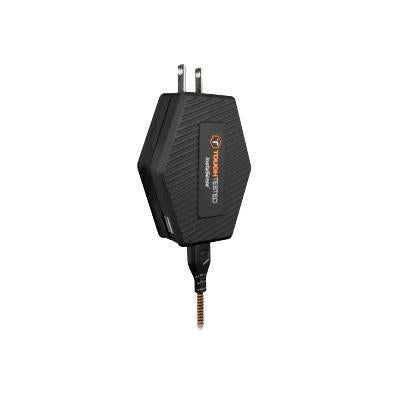 3 USB 4.2amp Wall Chrgr With Cbl
