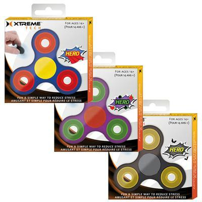 24pc Fidget Spnr Hero Pack