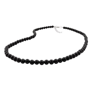 Bead Chain 6mm Black
