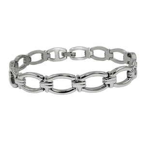 bracelet 14 links stainless steel
