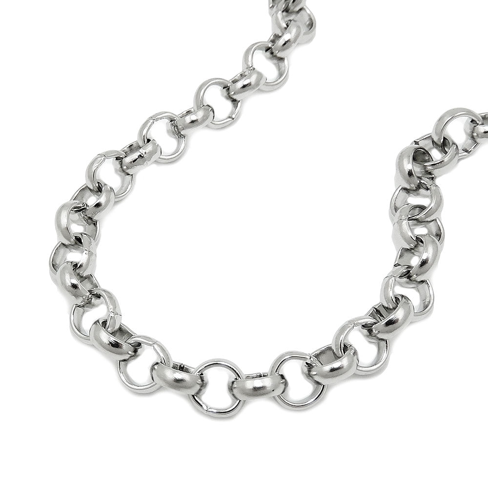 Rolo Chain Stainless Steel