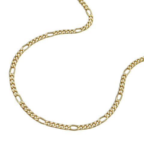 Figaro Chain 9ct gold