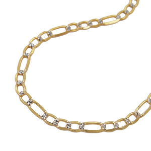 Figaro Chain 14ct gold