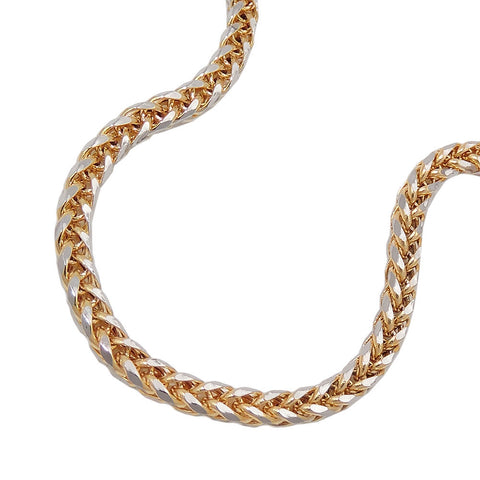 Wheat Chain 14ct gold