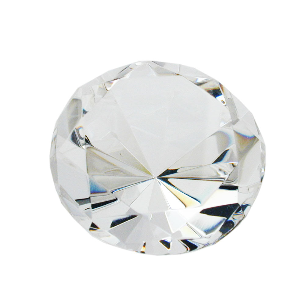 diamond clear crystal