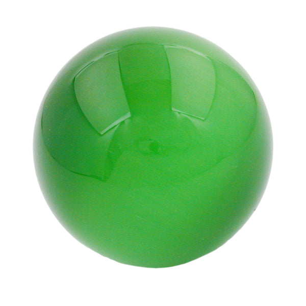 hyperion glass ball green