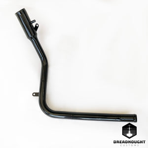 VW Scirocco Mk2 fuel filler neck 40ltr