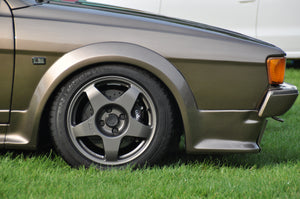Mk2 Scirocco Wide Arch Body kit
