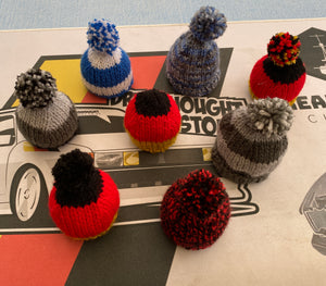 Gear Knob Bobble Hats