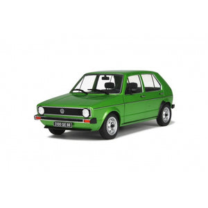 VW Golf L Mk1 1983 Viper green 1/18 Die Cast