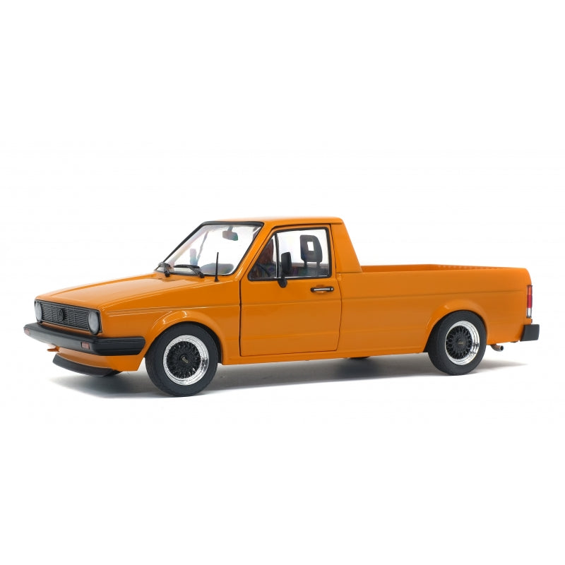 VW Caddy 1981  Mk1 Custom 1/18 Die Cast
