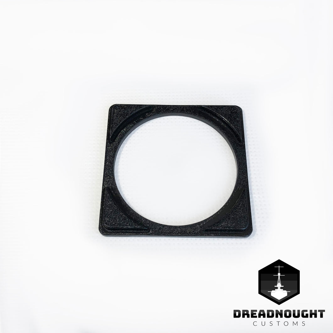 Gauge surround single Black