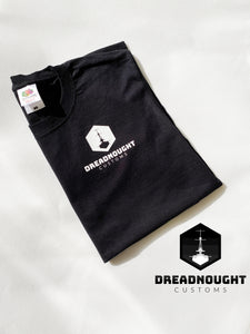 Dreadnought Logo T-Shirt Black