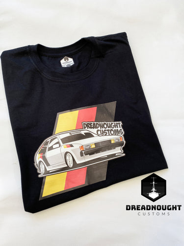 Dreadnought German Logo T-Shirts