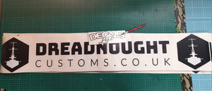 Dreadnought Customs Sun strip