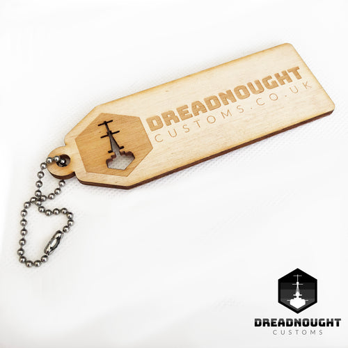 Dreadnought Logo Tag