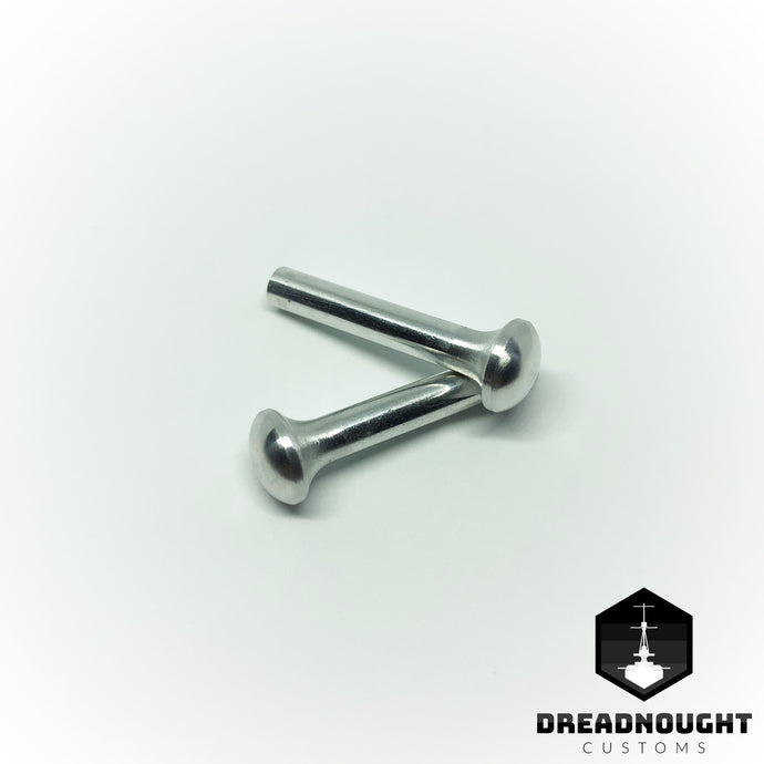 Billet door pins (Pair)