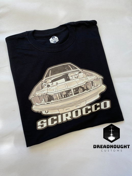 Dreadnought Stripped Rocco T-Shirts