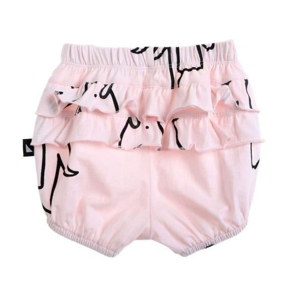 Anarkid Organic Frill Bloomers Pink