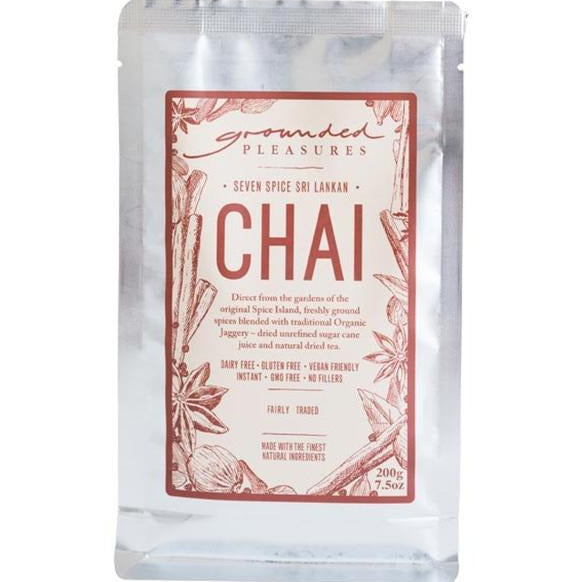 Grounded Pleasures Seven Spice Sri Lankan Chai 200g