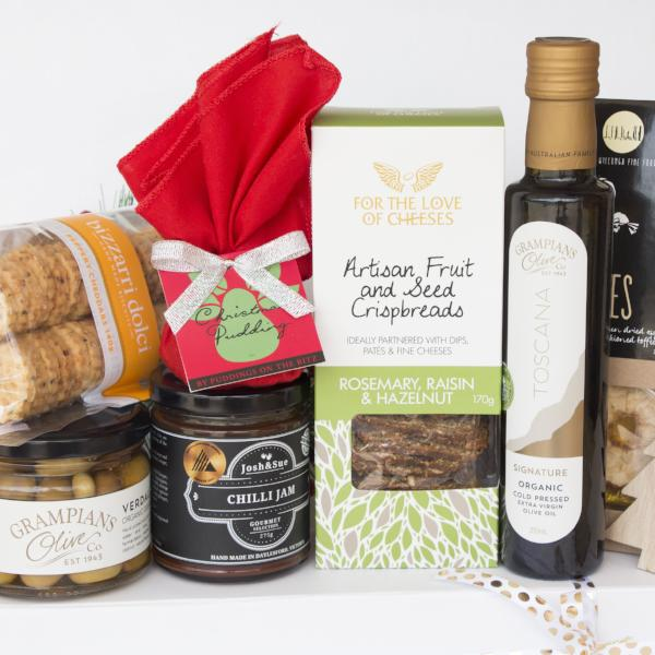 The Savoury Christmas Gift Hamper