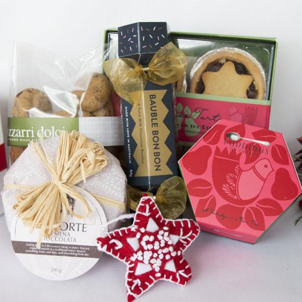 Cracker Christmas Gift Hamper