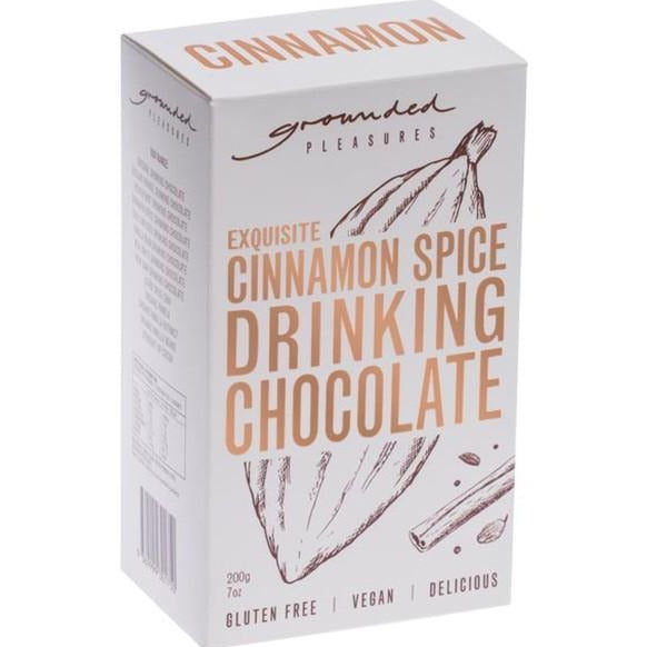 Grounded Pleasures Cinnamon Spice Drinking Chocolate