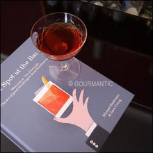 A Spot at the Bar Cocktail Book