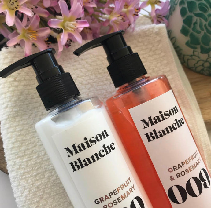 Maison and Blanche Body Lotion