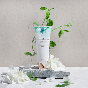 Aqua Lily Mini Hand Cream by Linden Leaves (25ml)