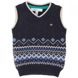 Oliver Knit Vest by Bebè