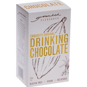Original Drinking Chocolate by Grounded Pleasures