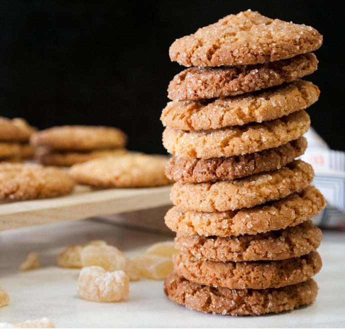 Ginger Spice Biscuits - Bizzarri Dolci