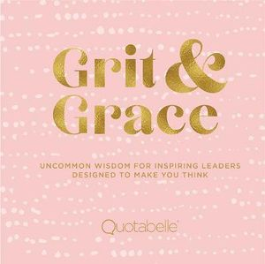 Grit & Grace Book