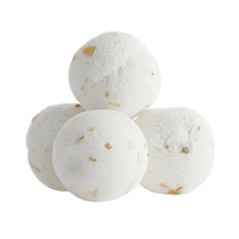 Green Verbena Bath Bombs by Linden Leaves