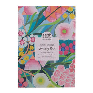Native Medley Writing Pad by Earth Greetings