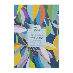 Morteon Bay Fig Writing Pad by Earth Greetings