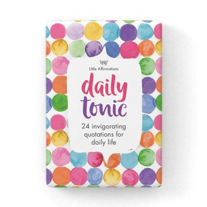 A Little Box of Daily Tonic