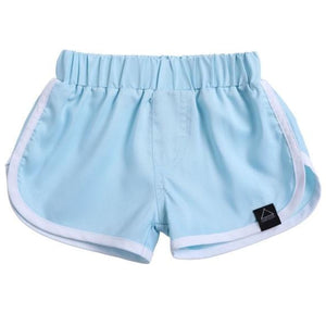 Sunday Soldiers Pale Blue Shorts - www.simplybeautifulgifts.com