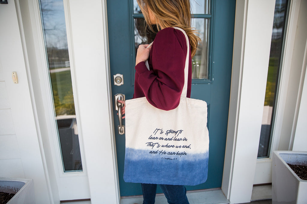 EtchLife Redefining Scarf Tote