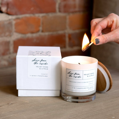 NEW!  Candle Collection