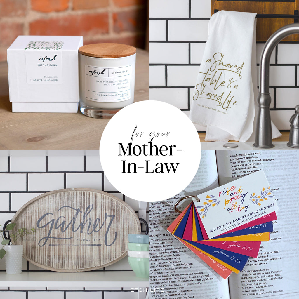 For your Mother-In-Law