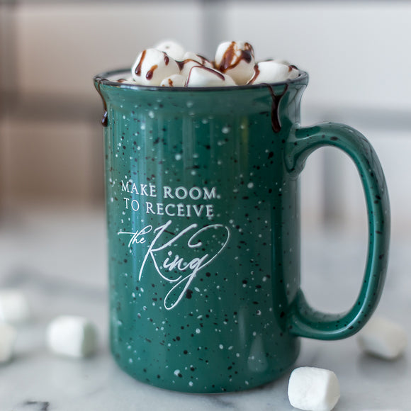 Evergreen Mug in 12 oz